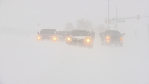 Blizzard Struck Aurora Roads So Intensely That City Made An Emergency Declaration