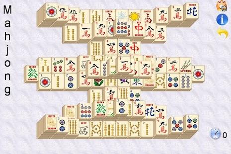 Игру пасьянс маджонг на андроид