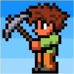 Terraria. for PC and MAC