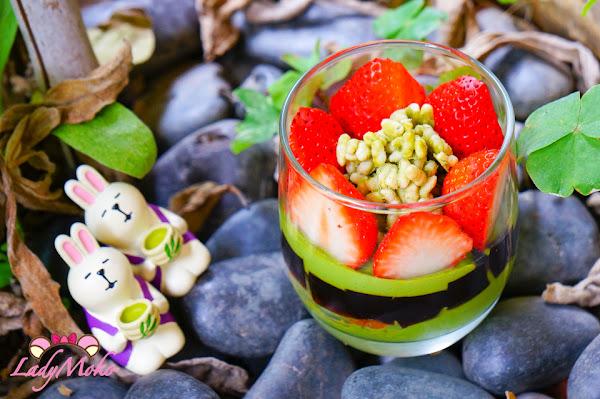 法朋2018抹茶季8樣抹茶法式甜點超狂全餐,信義安和甜點