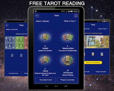 Tarot Card Readings-Astrospeak- screenshot thumbnail