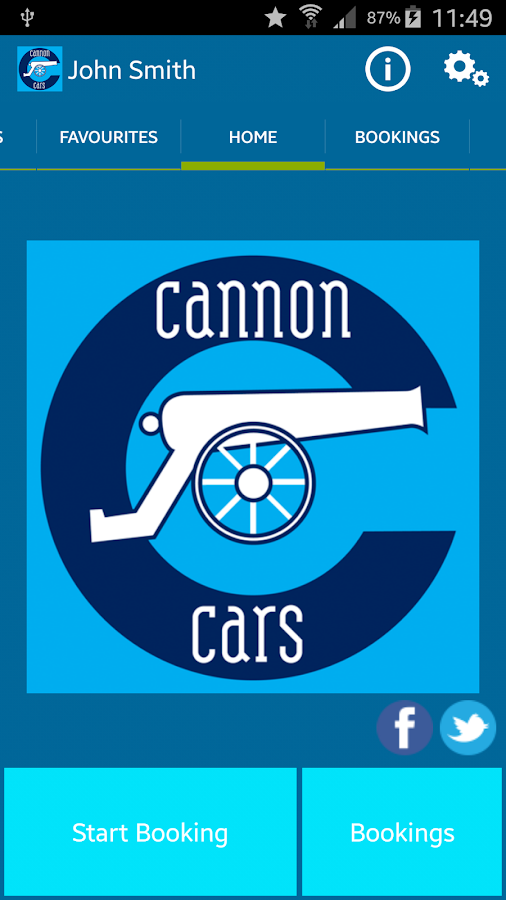 Cannon Cars- screenshot