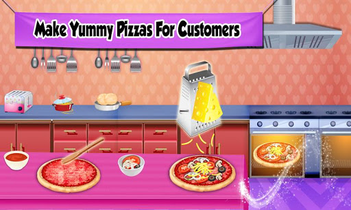 Build A Pizza Parlor: Bakery Construction Builder apktram screenshots 17