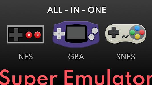 Super Emulator - Retro Classic emulator All In One 1.0