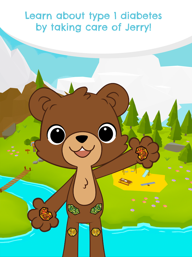 Jerry the Bear- screenshot