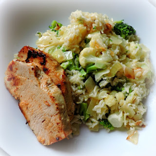 Leftover Rice And Vegetables Recipes