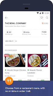 Swiggy Food Order & Delivery- screenshot thumbnail