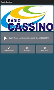 Rádio Cassino- screenshot thumbnail