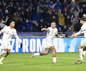 🎥 Folie à Lyon : bagarre générale malgré la qualification, Depay s'en prend à un supporter