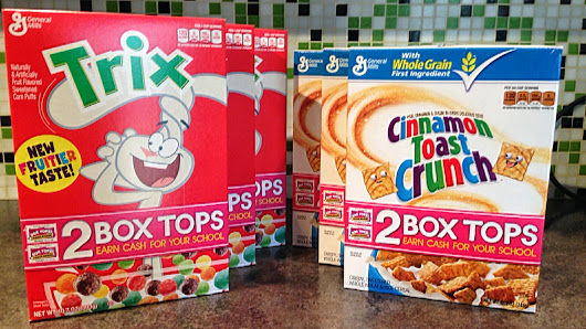Savings Cravings: 67¢ Boxes of Cereal!