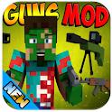 Gun Mods Minecraft 0.14.0 Wiki icon