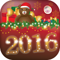 New Year Greeting Cards Maker icon