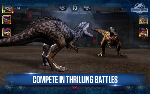 Jurassic World™: The Game screenshot 4