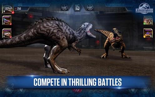 Jurassic World™: The Game- screenshot thumbnail