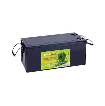 LiFeYPO4 batteri 25,6V/100Ah
