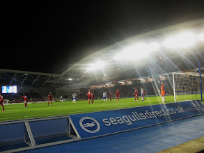 Photo: 27/11/12 v Bristol City (Football League Championship) 2-0 - contributed by Leon Gladwell