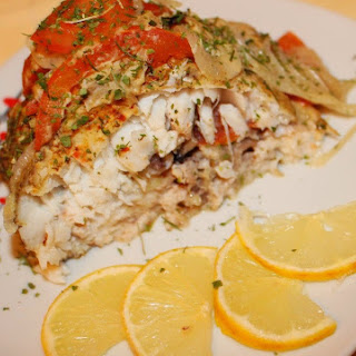 Pike Perch With Tomato And Lemon