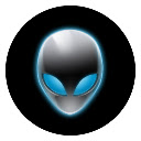 Alien Notebook New Tab HD Brands Themes