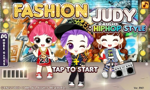 Fashion Judy: Hiphop style