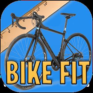 Bike Fit calculator size my bike 1.4 by BALO STUDIO logo