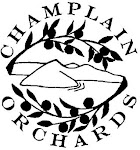 Logo for Champlain Orchards