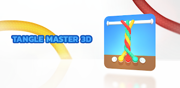 Jugar a Tangle Master 3D gratis en la PC, así es como funciona!