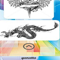 Tattoo Drawing Styles - screenshot thumbnail 02