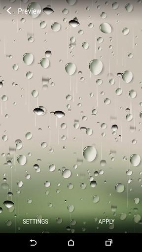 雨天動態壁紙