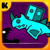 Geometry Troll Dash Rush
