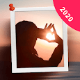 Frame Art - photo frame editor photo art filter icon