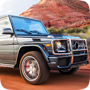 Game G65 AMG Drift Simulator APK for Kindle