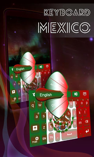 Mexico Keyboard