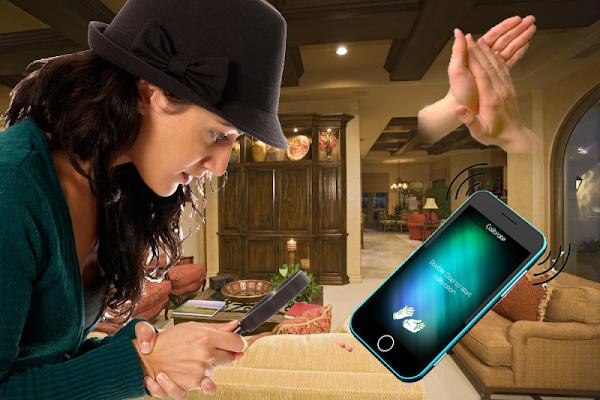 GO Clap Phone Finder - screenshot