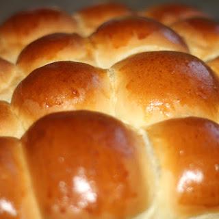 Japanese Style Sweet Buns.