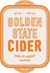 Logo for Golden State Cider