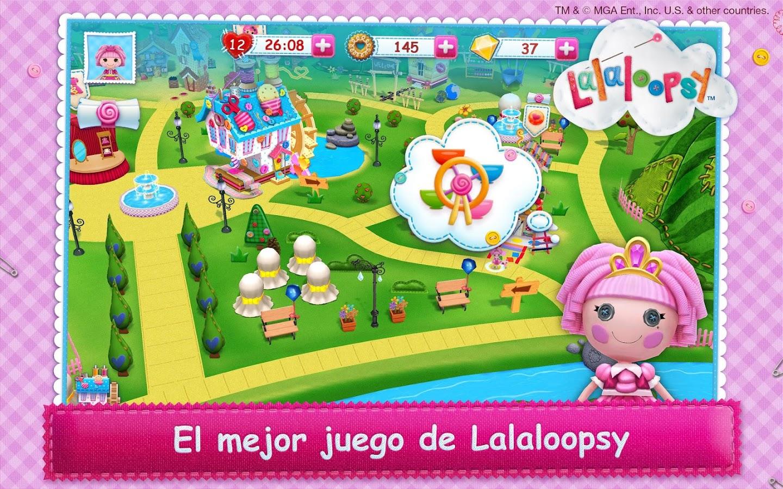 Screenshot De Lalaloopsy: las muñecas en 3D Para Android