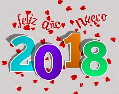 Resultado de imagen de feliz año 2018