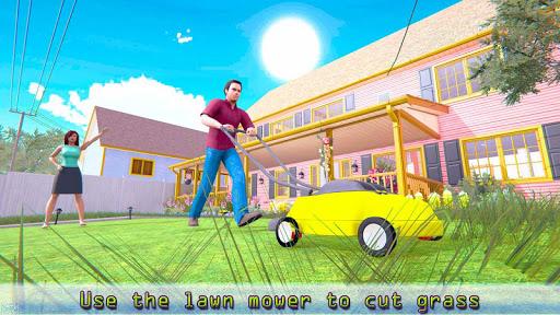 Virtual Life Real Dad Happy Family 1.0 screenshots 3