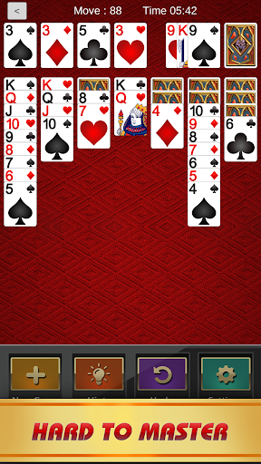 Solitaire Klondike  gameplay | by HackJr.Pw 9