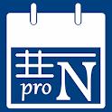 Now Calendar Pro icon