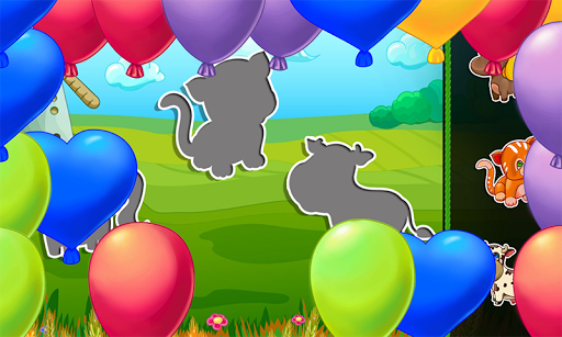 Kids Puzzle : Animals - screenshot