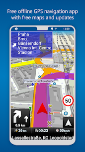 MapFactor GPS Navigation Maps Premium (Cracked) 1