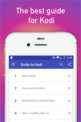 Easy Guide for Kodi tips