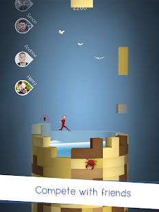 Tetrun: Parkour Mania Screenshot