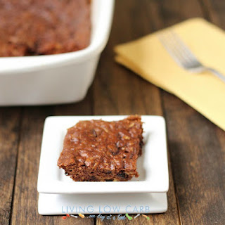 Flourless Paleo Brownies