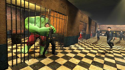 Incredible Monster Alcatraz Island Prison Escape 1.0.1 screenshots 1