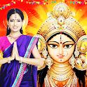 Durga Mata Photo Frames 2019 & DP Maker icon