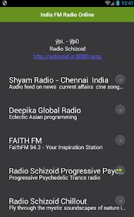 Indie FM Radio Online - náhled