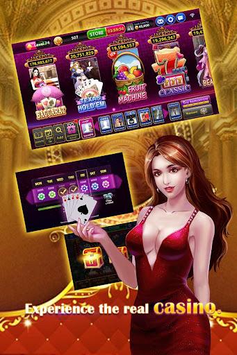 Sanny Casino-Slots$TexasHoldem