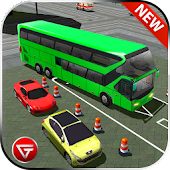 Bus Parking Driving Training School Simulator 2017
